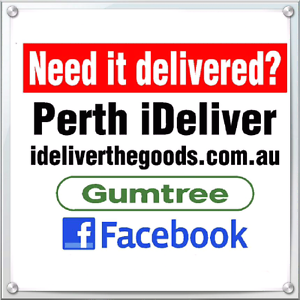 iDeliver All Day, Every Day. From $30. Perth Region Preview