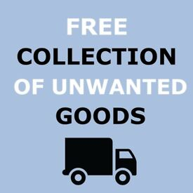 FREE House Clearance & Items Collection / Charity Donations