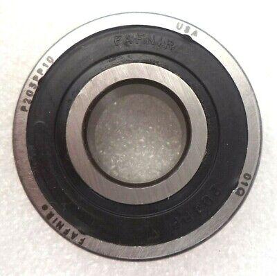 Timken Fafnir Radial Deep Grooved Double Sealed Farm Line Ball Bearing 203PP10