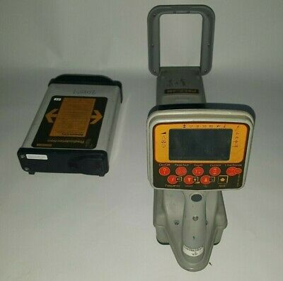Radiodetection Locator Set Model Pxl2-4m Fd1 With Transmitter Rd400lctx