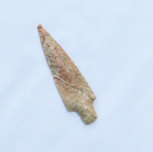 SAHARA NEOLITHIC MULTI-COLORED FLINT POINT