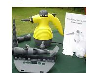 Trueshopping Steam Cleaner 1050W with accessories