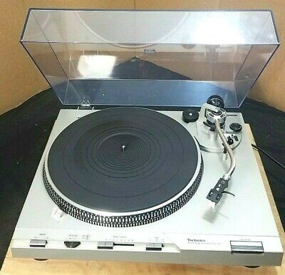 Technics SL-D3 Auto Direct Drive Turntable Stanton RS500DJ Cartridge and Stylus tweedehands  verschepen naar Netherlands