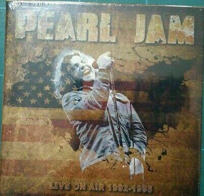 PEARL JAM - LIVE ON AIR 1992-1995 (BOX 10 CD SIGILLATO)