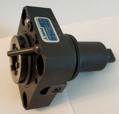 New Benz Bmt65 Straight Live Tool Head W Er32 Collet For Bmt65 Turret Lathes
