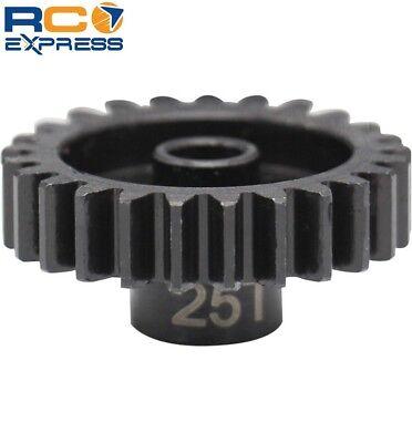 - Hot Racing 25t Steel Mod 1 Pinion Gear 5mm NSG25M1