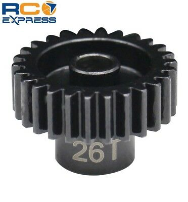 Hot Racing 26t Steel 32p Pinion Gear 5mm Bore NSG3226
