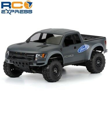 Pro-Line True Scale Ford F-150 Raptor SVT Clear Body