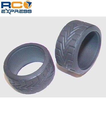 GPM Racing Kyosho Mini Z Avs Edge Wide Radial Tires 10 Deg (2) (Mini Race Tires)