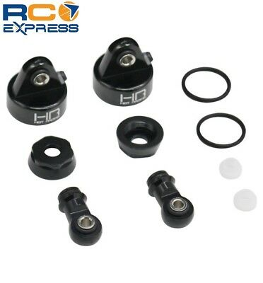 - Hot Racing Traxxas UDR Aluminum Shock Damper Caps And Rod Ends TUDR156CM01
