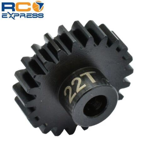 Hot Racing 22t Steel Mod 1 Pinion Gear 5mm