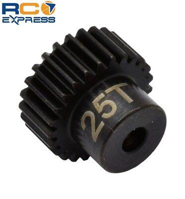 Hot Racing 25t 48p Hardened Steel Pinion Gear 1/8 Bore CSG1825 ()