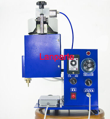 New Adhesive Injecting Dispenser Hot Melt Glue Spraying Gluing Machine 220v