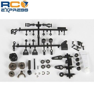 Axial Racing Transmission 2-Speed Gear Set SCX10 AXIAX31440 2 Speed Transmission Set