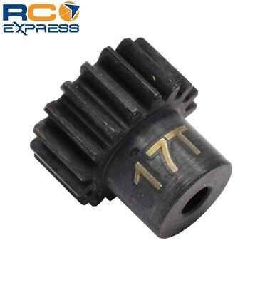 Hot Racing 17t 32p Hardened Steel Pinion Gear 1/8 Bore CSG1217 17t Steel Pinion Gear