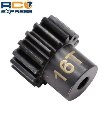 Hot Racing 16t 32p Hardened Steel Pinion Gear 1/8 Bore CSG1216 Hardened Steel Pinion Gear