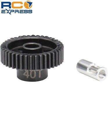 Hot Racing 40T steel 48p Pinion Gear 5mm & 1/8 NSG840