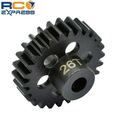 Hot Racing 26t Steel Mod 1 Pinion Gear 5mm NSG26M1