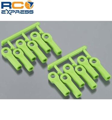 (RPM R/C Rod Ends Long Green 1/10 Traxxas RPM80514)