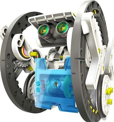 14 in 1 Educational Solar Robot Kit OWI-MSK615 Electronic Transforming Toy