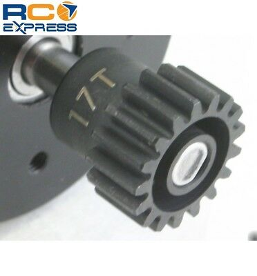 Hot Racing 17t Steel 32p Pinion Gear 5mm Bore NSG3217 17t Steel Pinion Gear