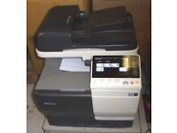 KONICA MINOLTA BIZHUB C3350 COLOUR PHOTOCOPIER/PRINTER/SCANNER with only 37K