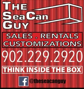40'HC SHIPPING CONTAINERS FOR SALE. GREAT CONDITION / SEACANS