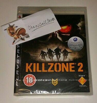 Killzone 2 PS3 New Sealed UK PAL Sony PlayStation 3 Kill Zone Helghast helgast segunda mano  Embacar hacia Argentina