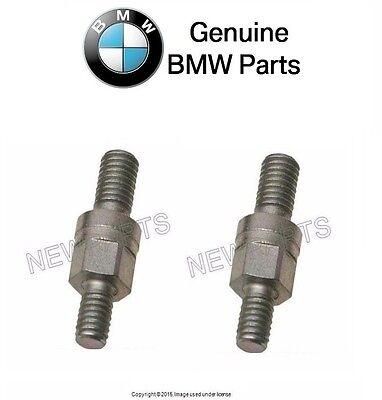 For BMW E46 E36.7 E85 E86 Set of 2 Valve Cover Studs Genuine 11 12 7 830 859