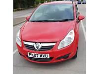 Vauxhall Corsa 1.0 life 71k