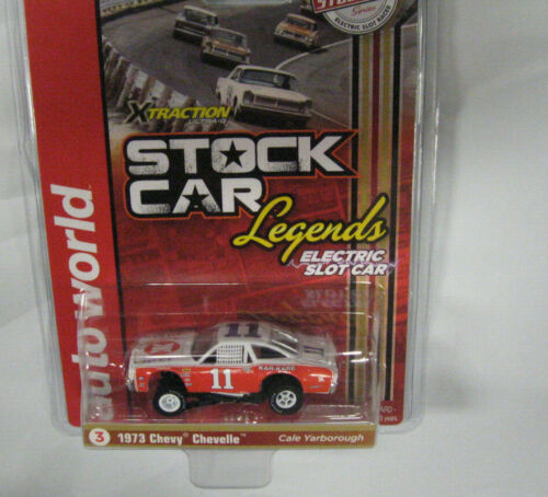 Auto World Xtraction ULTRA G 1973 Chevy Chevelle HO Slot Car NEW NIP