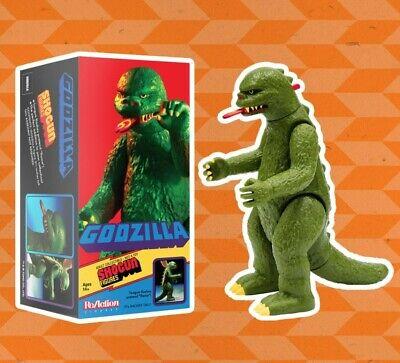 Godzilla Shogun Reaction Figure Wave 1 SDCC 2021 Super7 Exclusive Preorder