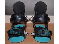 Ride VXN Snowboard Bindings - Women's