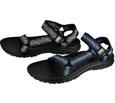 Air Balance Men's River Water Sandal Shoes, Various Colors & Sizes, (Breeze Water)