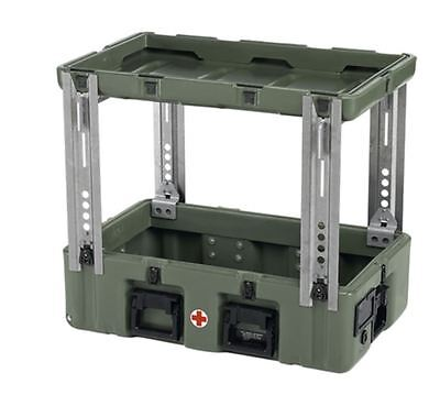 Table Leg Set For Hardiggpelican Case Mobile Trade Show Display Ships Free
