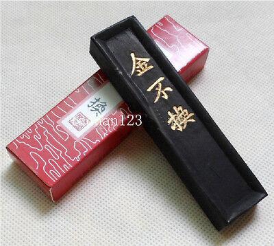 Hukaiwen 32g Chinese Japanese Calligraphy Sumi-E ink Painting Ink Stick  Chinese Calligraphy Ink Stick