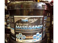 TBN Mass gainer 4kg (protein)