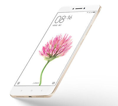 Xiaomi Mi Max 2 64GB 4GB White/Gold Global ROM Installed - Trusted USA Seller