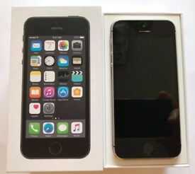 IPHONE 5S SPACE GRAY 16GB EE