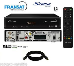 strong fransat hd d codeur tnt hdmi r cepteur satellite. Black Bedroom Furniture Sets. Home Design Ideas
