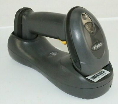 Motorola Symbol Ds6878-hd20007wr Barcode Scanner Black