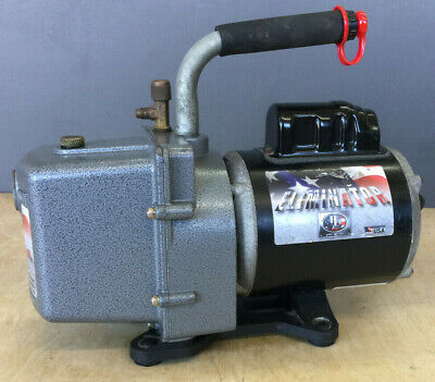 Jb Industries Dv-4e Eliminator 4 Cfm Refrigeration Ac Vacuum Pump