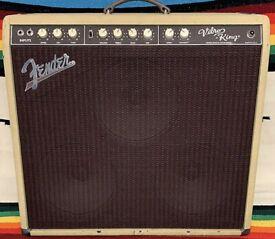 Fender Vibro King Custom Shop