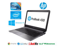 Could Deliver - HP ProBook 430 Laptop Intel Core i5 - W10 - 500Gb - HDMI - Office