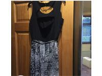 Fire trap dress size M