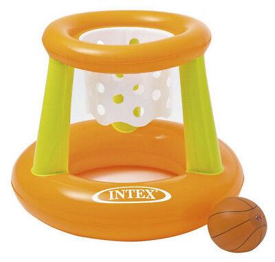INTEX aufblasbares Basketball Spiel Wasser Pool Party Poolspiel Bade Spielzeug