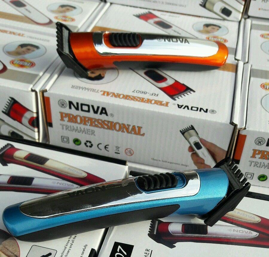 NOVA Professional Trimmer Bartschneider  Haar-Trimmer Haarschneider
