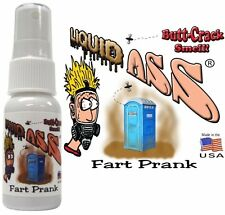 Liquid Ass Spray Mister Fart Prank Pooter Stink Bottle Smell Bomb - PRANK GAG