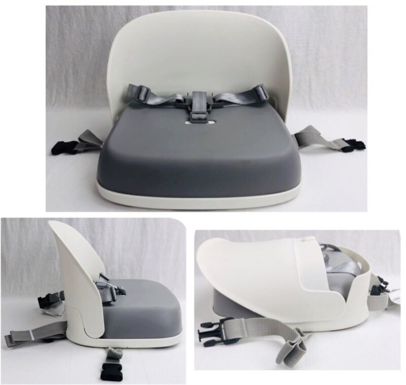 OXO Tot Perch Portable Booster Seat With Straps Toddlers Transition High Chair
