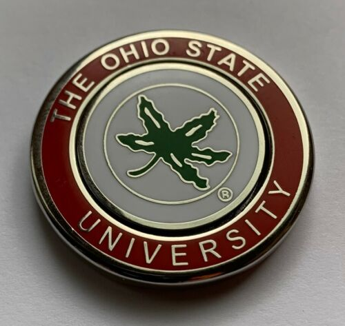 New Unbelievable Ohio State Buckeyes Pocket Coin with removable Golf Ball Marker
